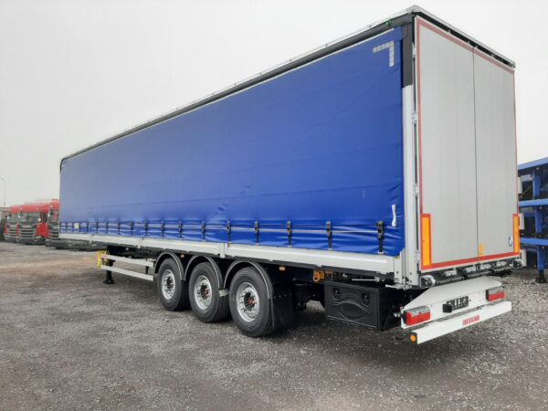 Wielton semi trailer
