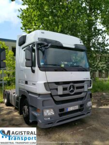 Mercedes-Benz Actros 1846, for sell