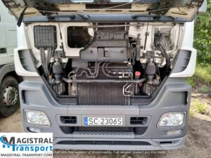 ACTROS MP3 1846 for megaspace sell